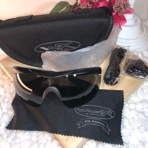 Wiley X Eyewear ~ WX Z87 Talon ~ NEW sunglasses